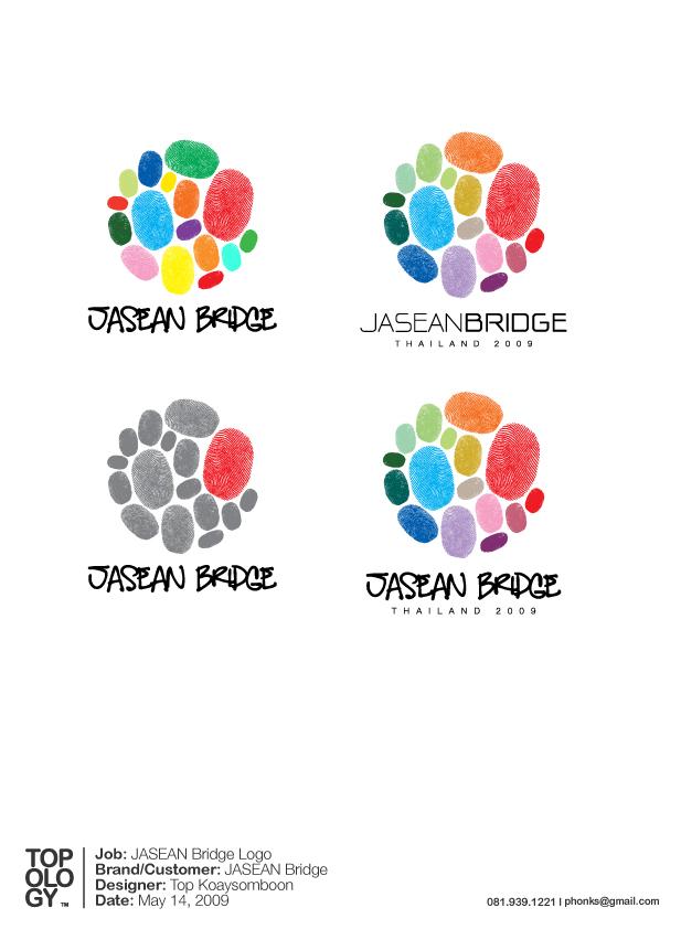 JASEAN Bridge Logo #2