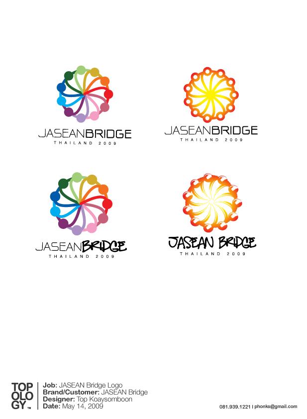 JASEAN Bridge Logo #3