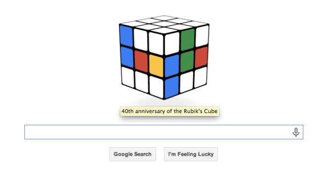 Google X Rubik